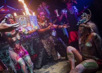 BOOMTOWN FAIR 2015 - LEORA BERMEISTER - Barrio Loco - Happy Slap Boutique