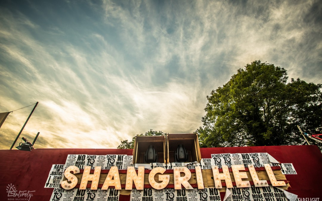 Shangri-La 2015 Video