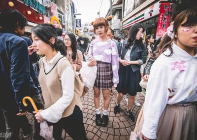 Japan April 2016