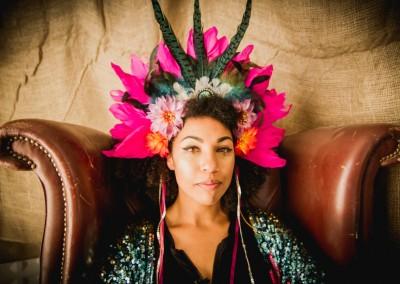 Eva Lazarus - Boomtown Fair - Leora Bermeister