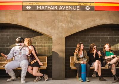 Mayfair - Boomtown Fair - Leora Bermeister