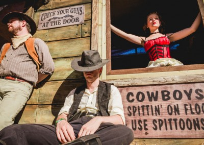 Wild West  - Boomtown Fair - Leora Bermeister
