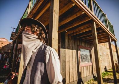 Wild West  - Boomtown Fair - Leora Bermeister