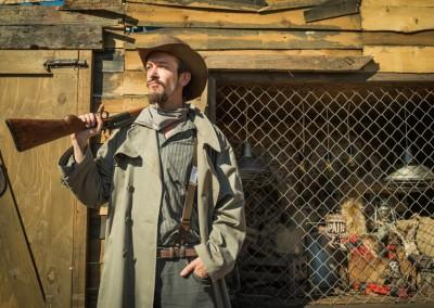 Wild West  - Boomtown Fair - Lucas Sinclair