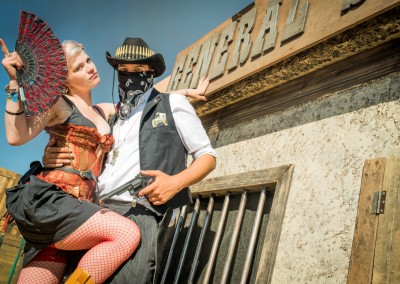 Wild West  - Boomtown Fair - Lucas Sinclair