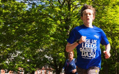 Leeds Building Society & parkrun UK